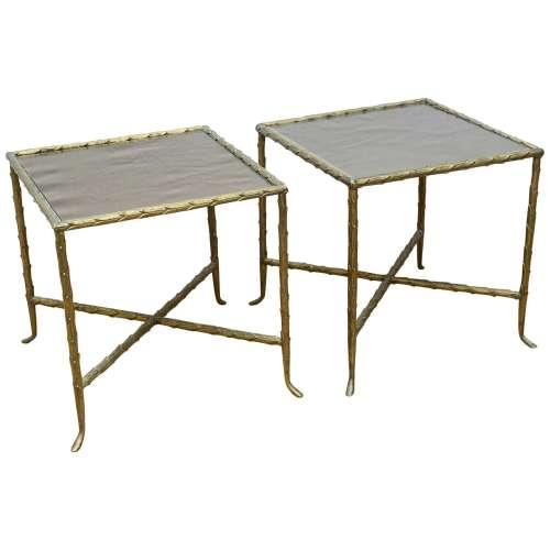 Medium Of Modern Side Table