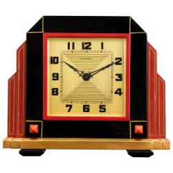 Small Of Art Deco Clock