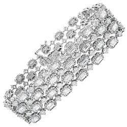 Small Of Diamond Tennis Bracelet