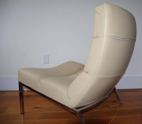 Medium Of Contemporary Leather Lounge Chair