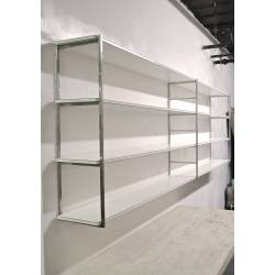 Small Crop Of Wall Mounted Bookcase