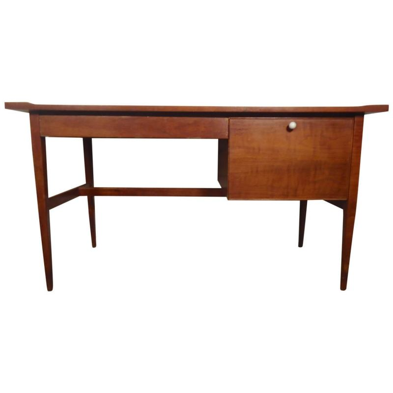 Large Of Mid Century Modern Desk
