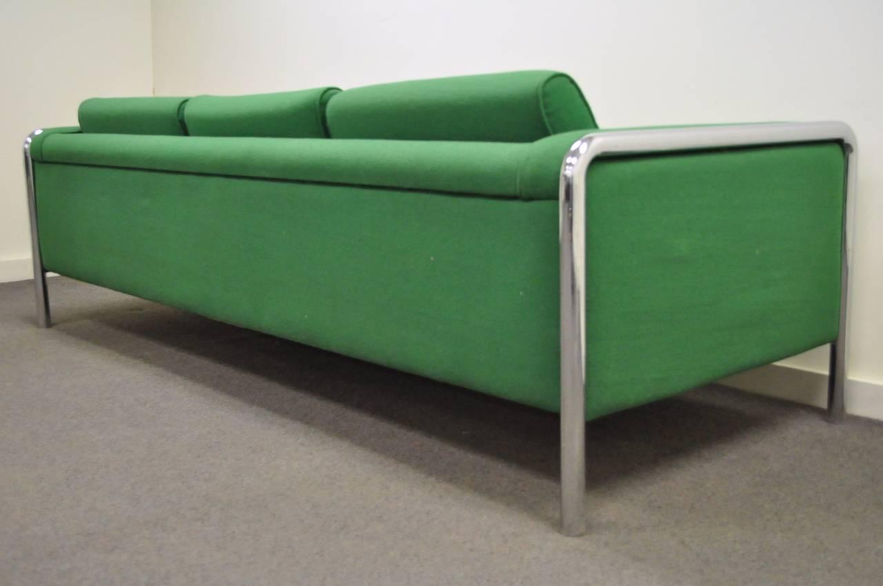 Stunning Mid Century Couch Amazon Mid Century Couch Pillows Mid Century Seater Tubular Chrome Frame Sofaafter Milo Baughman Mid Century Tubular Chrome Frame Sofa After Milo Baughman houzz 01 Mid Century Couch