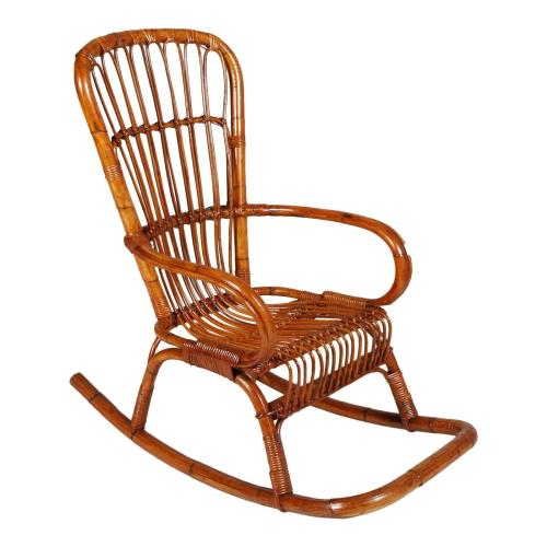 Medium Of Modern Rocking Chair