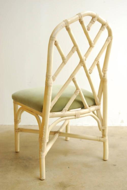 Medium Of Rattan Dining Chairs