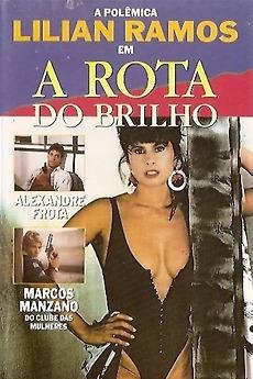 Poster do filme A Rota do Brilho