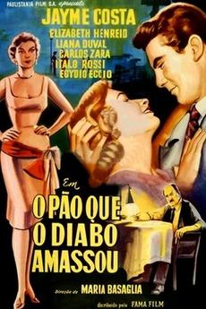 Poster do filme O Pão Que O Diabo Amassou