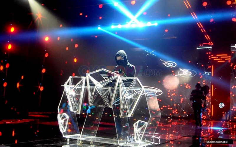 dj alan walker pecahkan suasana indonesia television awards 2017