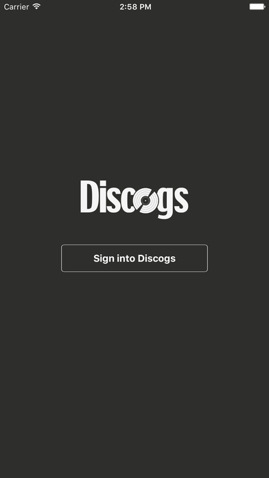Discogs - Catalog Your Music Collection Screenshot