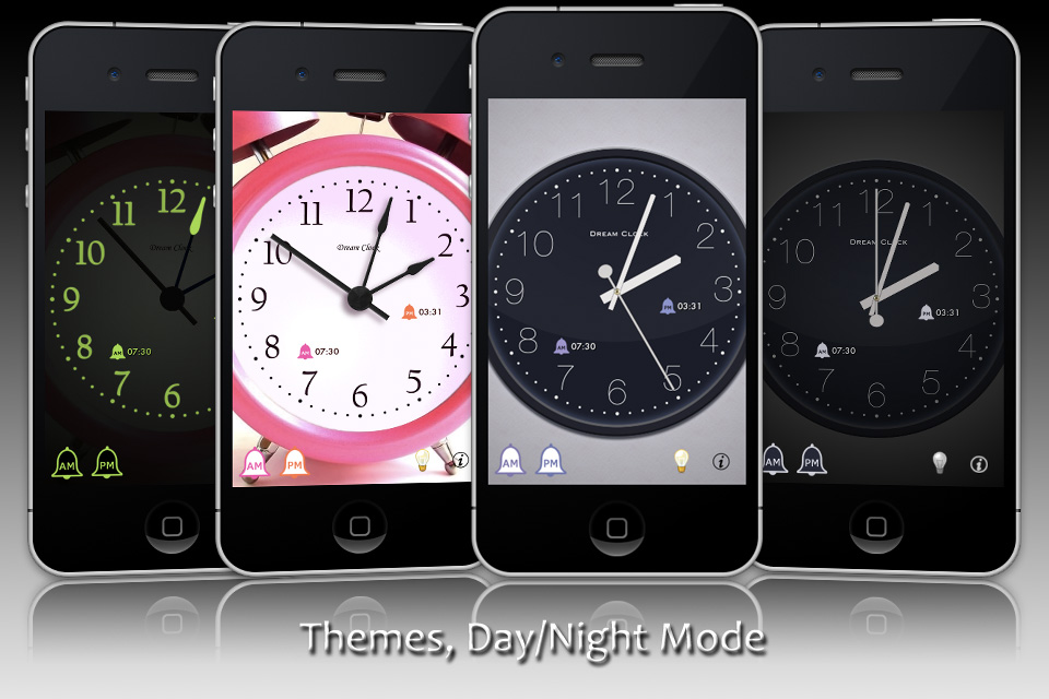 Dream Clock - Analog Alarm Clock iPhone