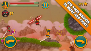 Cloud Knights iPhone