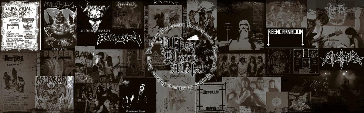 Black Metal y sus raíces latinas en el Ultra Metal