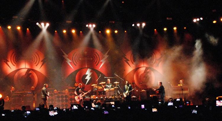 Pearl Jam Bogotá