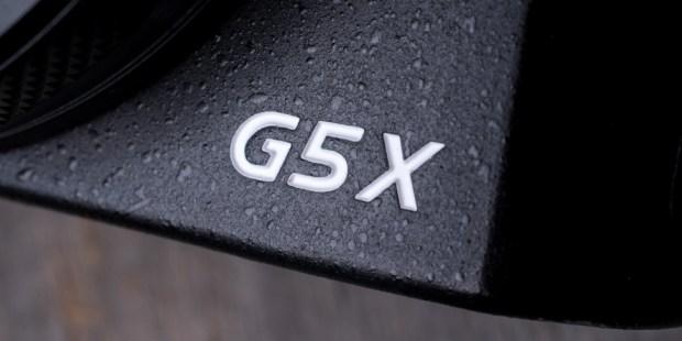 Canon PowerShot G5X Logo