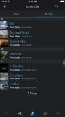 iAudioGate - ハイレゾミュージックプレイヤー