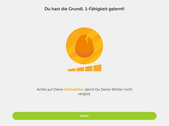 Duolingo: Kostenlos Englisch & Französisch lernen Screenshot