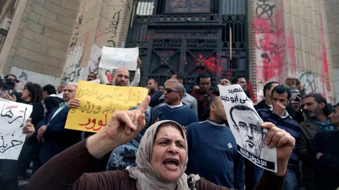 Egyptian Mosque Used To Torture Christians Following Anti Muslim Brotherhood Protest