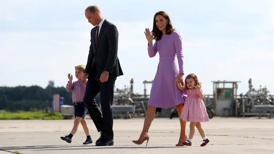Kate Middleton  Prince William struggled with fatherhood early on     Kate Middleton revealed Prince William also struggled with fatherhood when  he became a parent