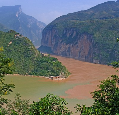 Dams of the Yangtze