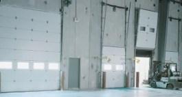 Sectional Steel Doors Amarr