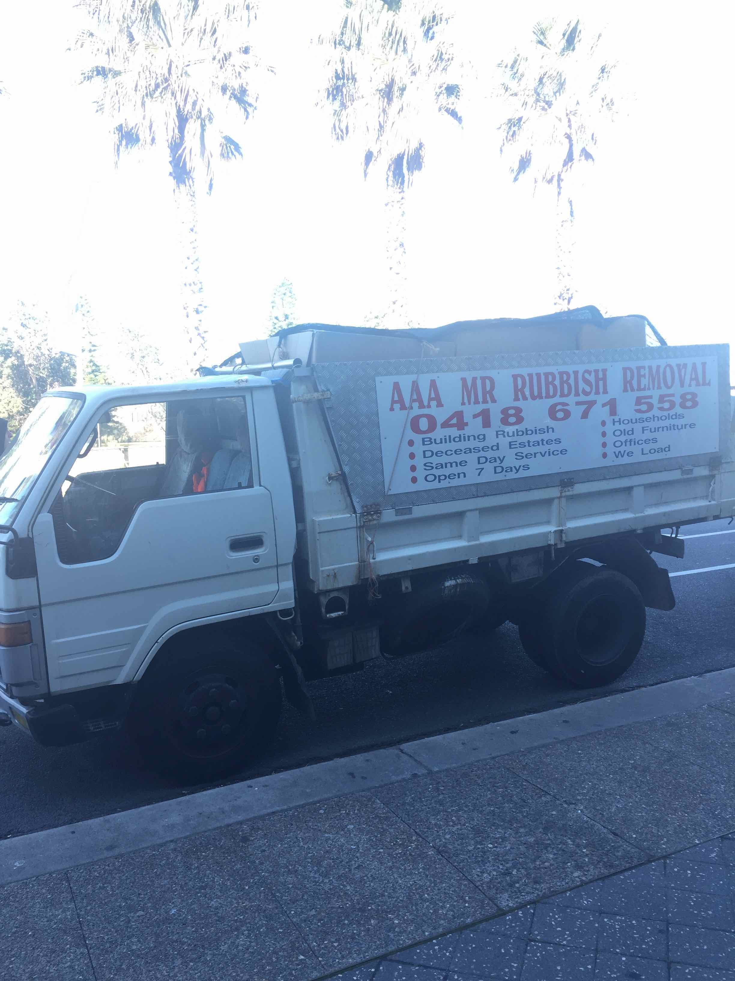 Gladesville – Call us for Rubbish Pick-up