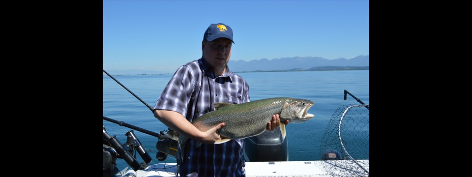 Flathead lake fishing charters and more for Montana fishing trips