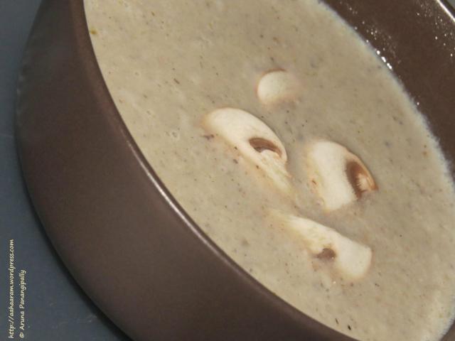 Cream of Mushro...