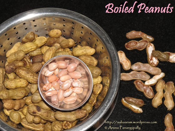 Boiled Peanuts – Mumbai Street Food – The Quick and Easy Way