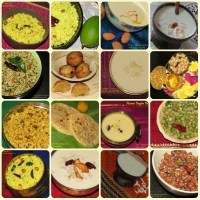 Naivedyam Recipes for Varalakshmi Vratam