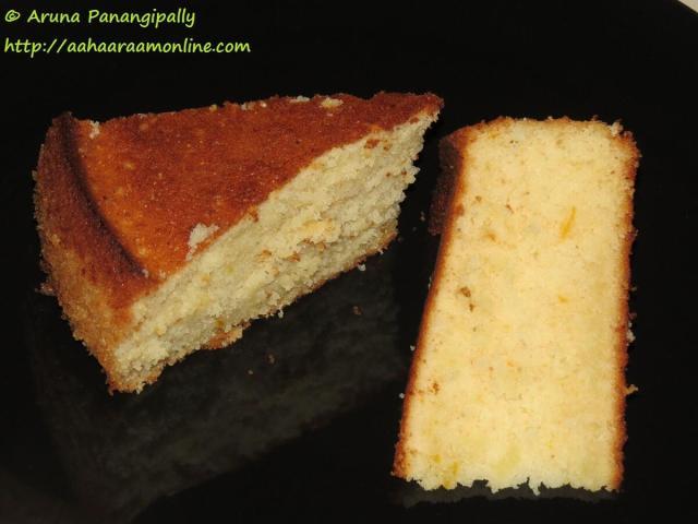 Orange And Poppy Seed Cake Recipe Donna Hay