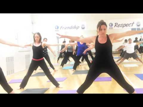 Seven Stars Yoga Tai Chi: Carers Centre Interview FREE tai chi yoga!