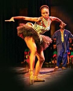 Lula Washington Dance Theatre (promotional photo)