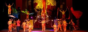 Peking Acrobats (promotional photo)