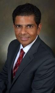 Ashish Vaidya interim president of St. Cloud State University.