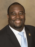 Matthew Nelson, national chair, National Society of Black Engineers.