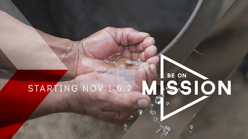 Be On Mision 2014