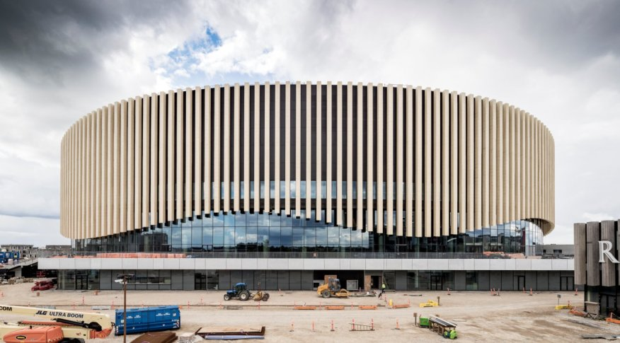 New Royal Arena in Copenhagen