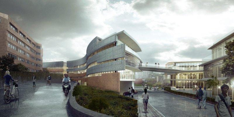 Taipei European School Yangmingshan Campus Redevelopment
