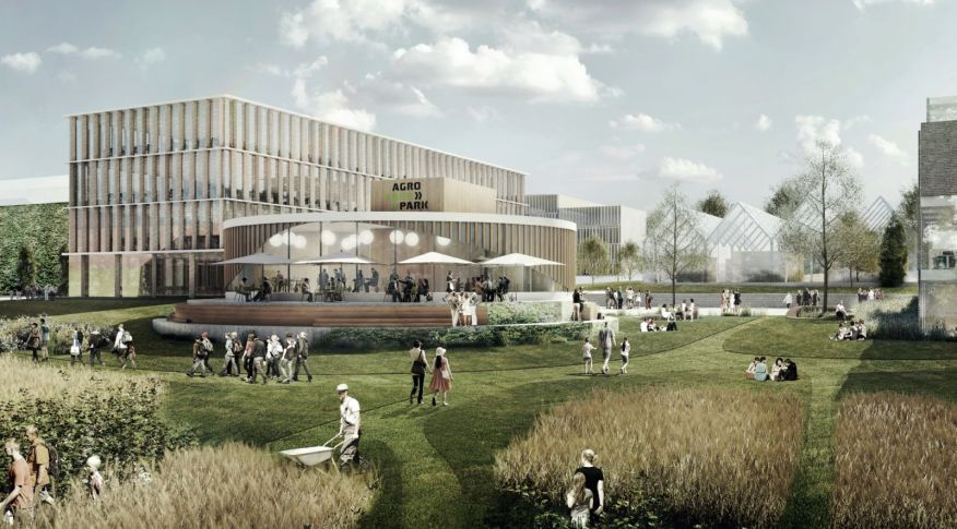 Agro Food Park Expansion in Aarhus