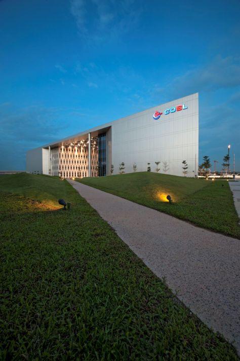 COSL Singapur Base