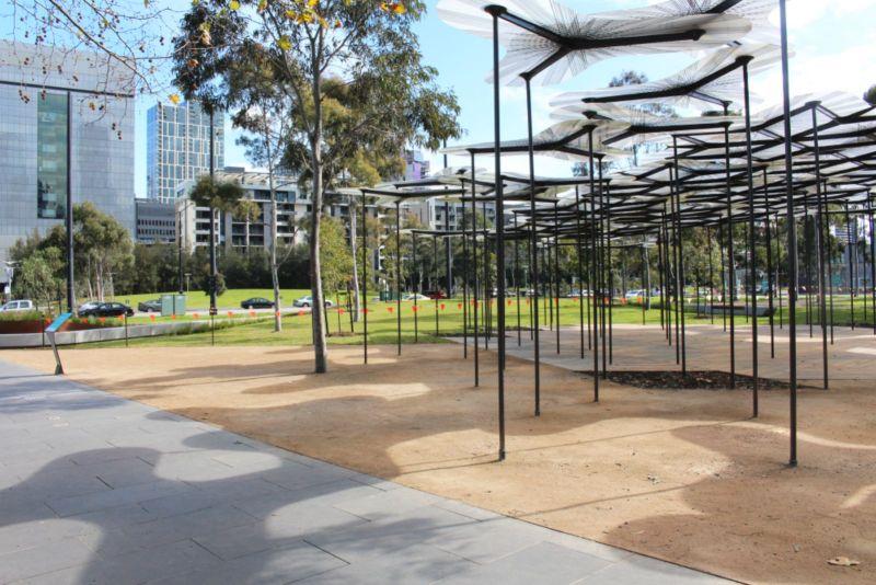 Docklands City Park - Stage 1