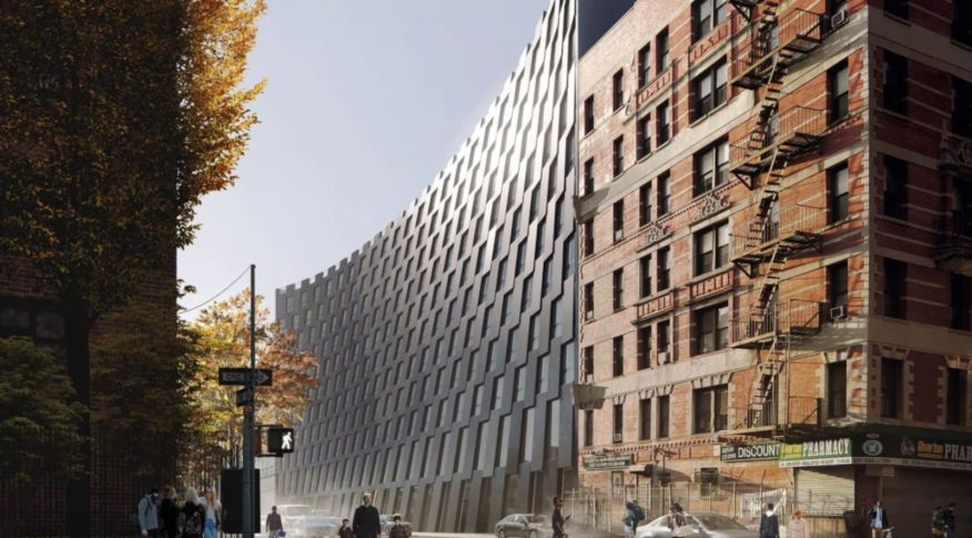 Gotham East 126th Residential