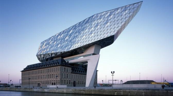 Port House in Antwerp
