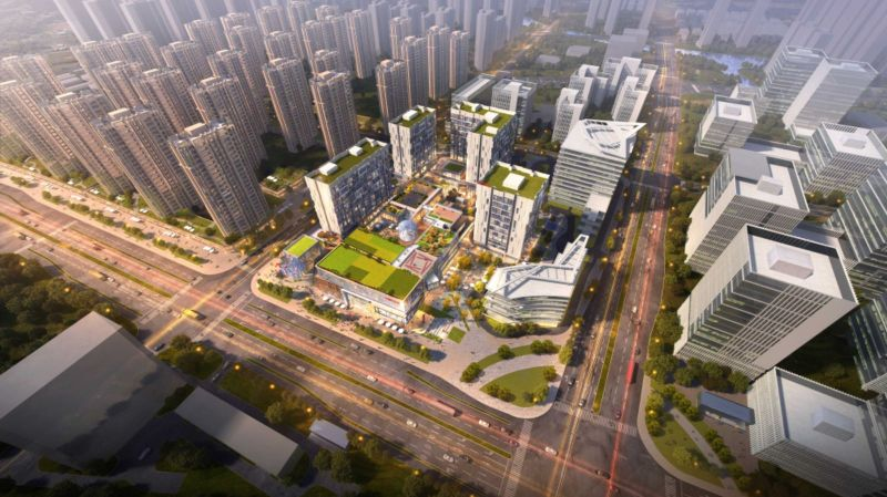 Vanke and Hangzhou Metro joint-venture Transit Oriented Development