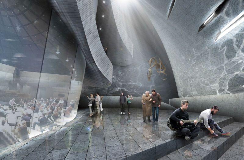 M.K. Čiurlionis Concert Centre