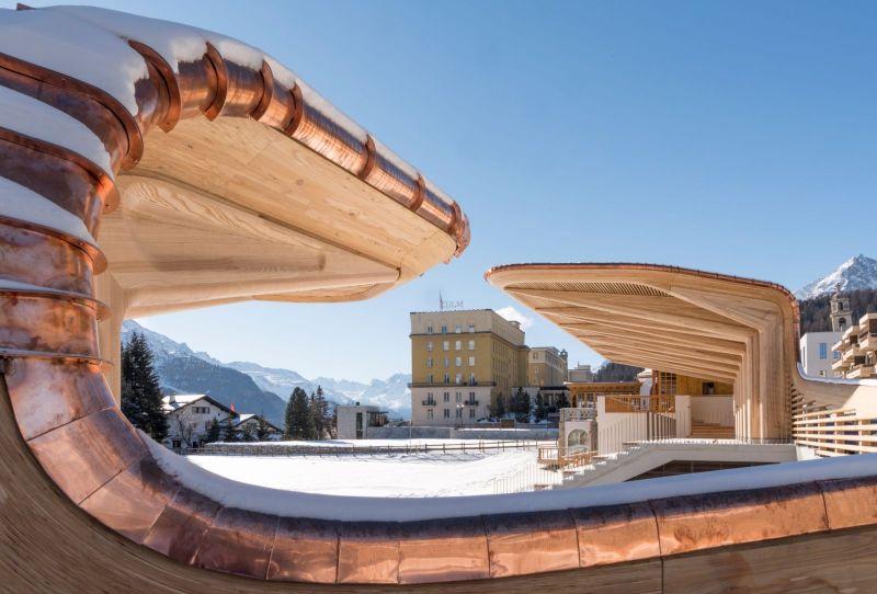 New Kulm Eispavillon