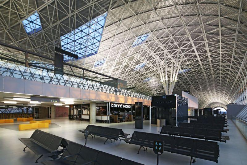 New Passenger Terminal