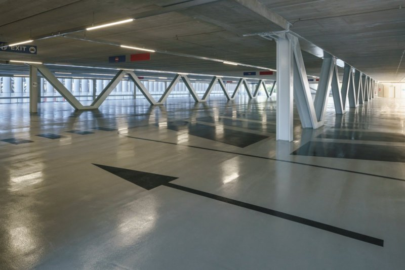 New Swirling Car Park for Rai Amsterdam