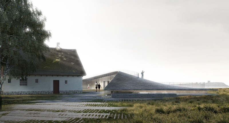 New Visitors Centre at Mols Bjerge National Park