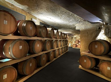 New winery Zymé